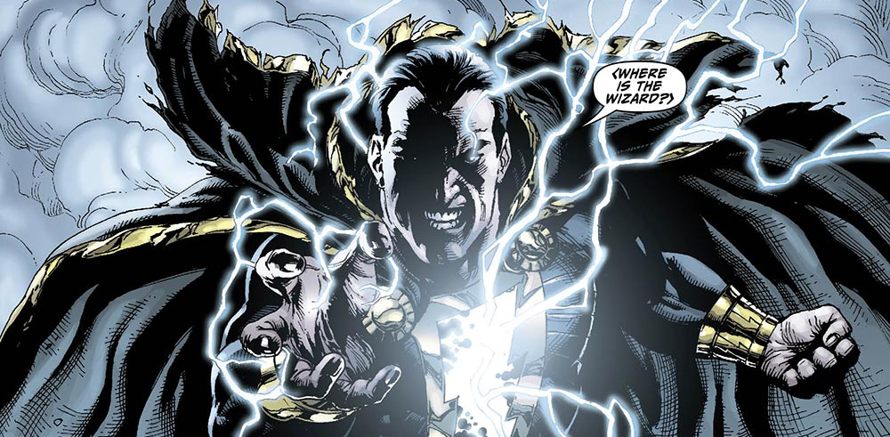 The Rock Is Cooking Up Some Buzz With His Recent Tweet Confirming Role As Black Adam In An Upcoming Shazam Movie Read More
